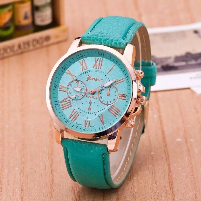 Relógios glamorosos