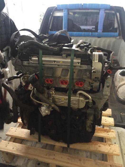 vand motor 1.6 TDI CAY