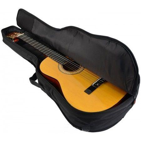 PROMOTIE!Chitara clasica din lemn,corzi metalice,pana si husa inclusa!