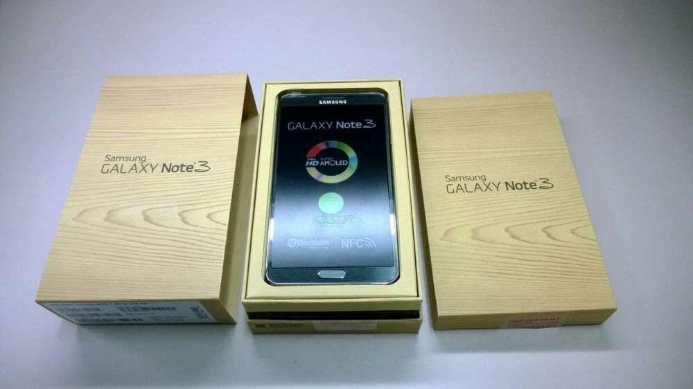 Samsung Galaxy Note3 novos selados