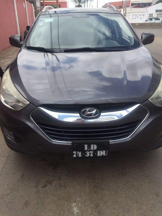 Hyundai ix35 a venda da