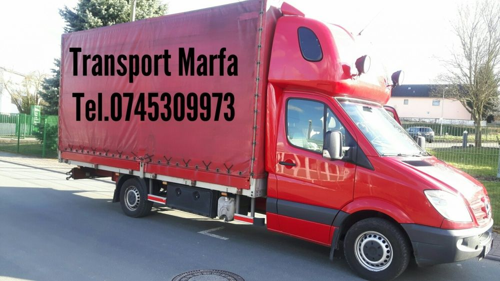 Transport Marfa Mobila intern si international