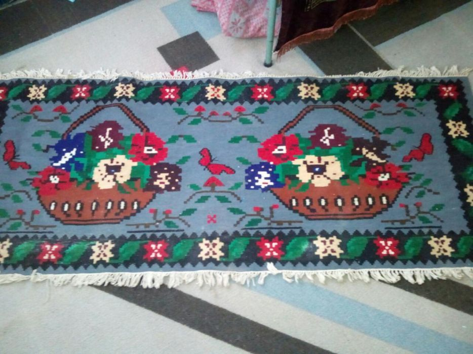 Чипровски килим-тип пано