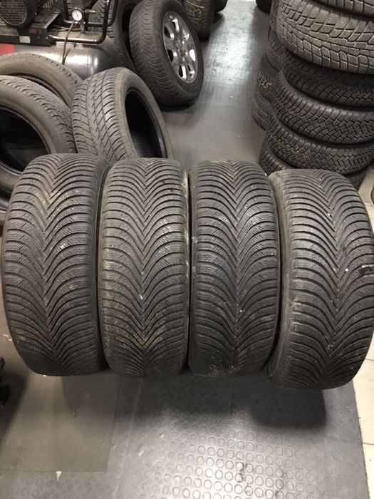 4 бр.зимни 225/55/17-Michelin