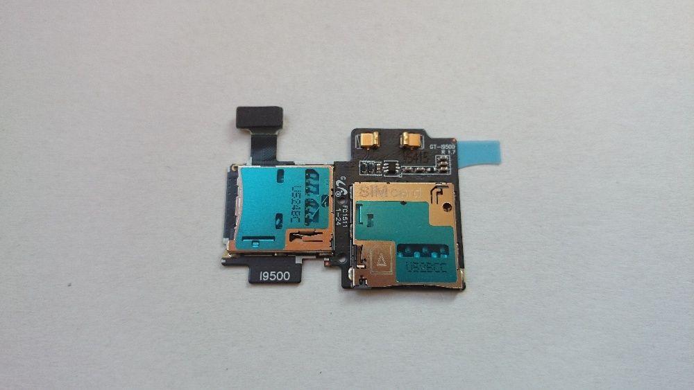 Карта памет+сим карта четец (Sim+reader) за Samsung Galaxy S4 i9500