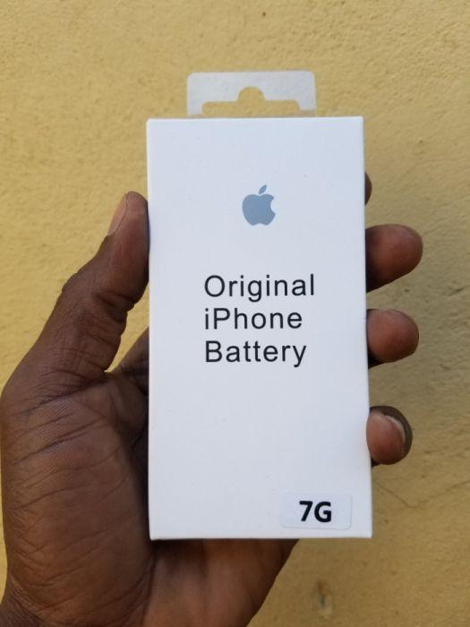 Baterias originais iPhone 7 e iPhone 8 [ Entrega e Montagem GRÁTIS ]