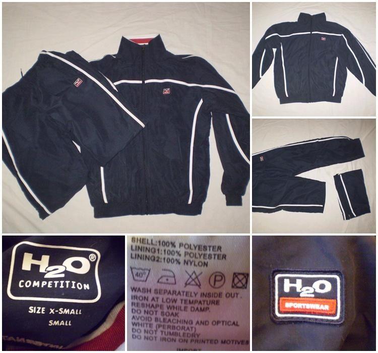 Trening H2O Competition (S) unisex sport pantaloni bluza
