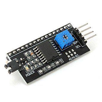 Modulo I2C para LCD