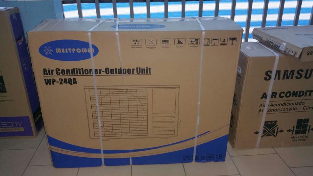 Ar condicionado westpower 18000btus