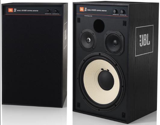 Colunas JBL 4312SE Monitores com crossover interno super potentes