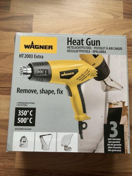 Pistol de încălzit Wagner