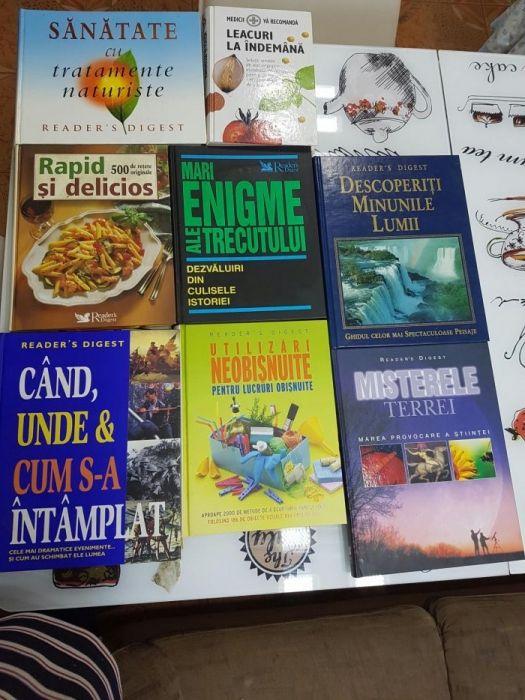Cărți diferite domenii !