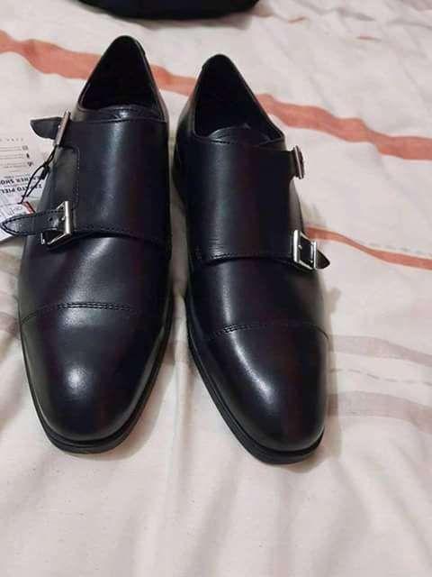 Sapatos 2 Fivelas