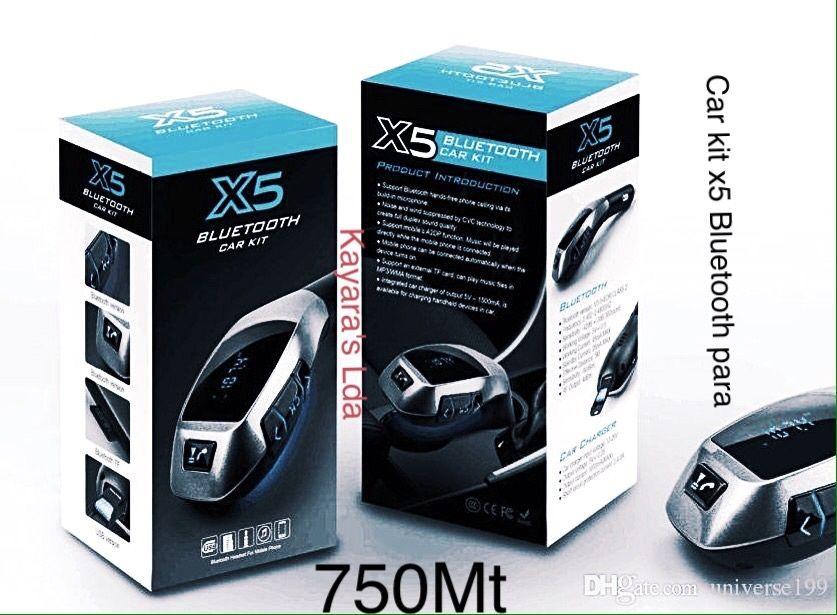 Car kit x5 para sua viatura