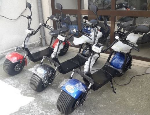 Harley Scuter electric 1000 W