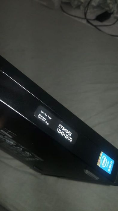 CPU potatil DEEL i5 com tudo e um UPS acumulador de carga Talatona - imagem 2