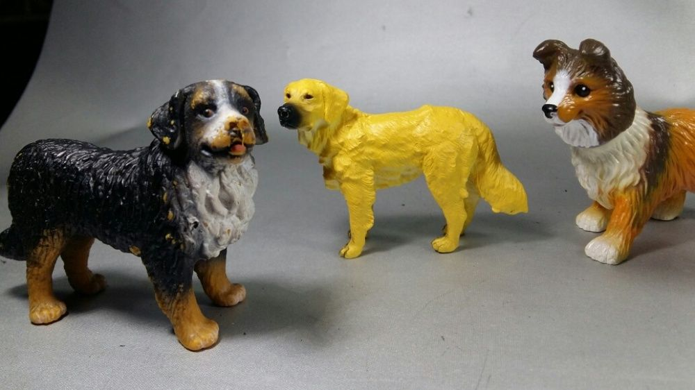 4 câini frumoşii made in Germany machete