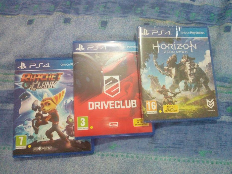 JOGOS PS4 Compre 3 pelo preço de 1!