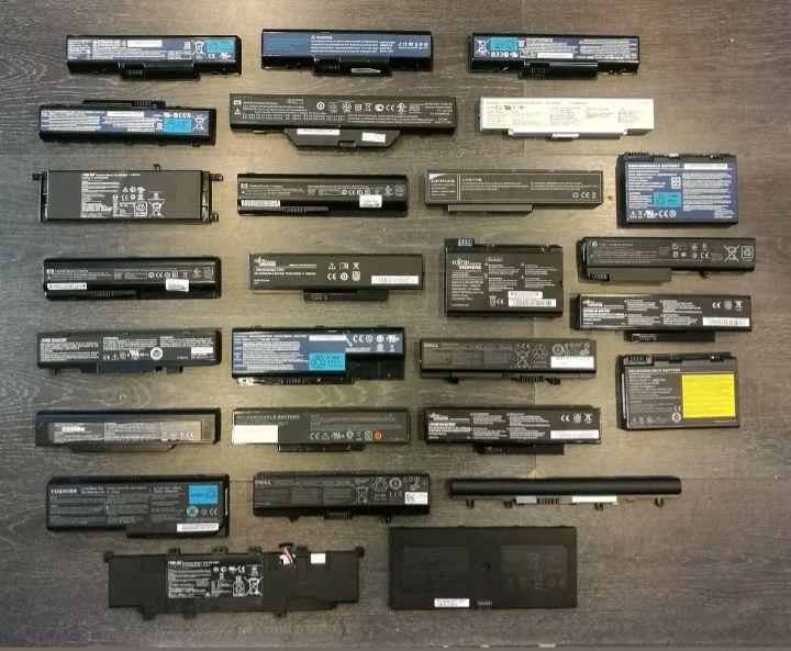 Baterias de laptop novas seladas para todo tipo de laptop