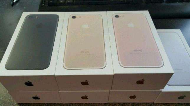 iPhone 7 32gb Rose, Red, black e Gold