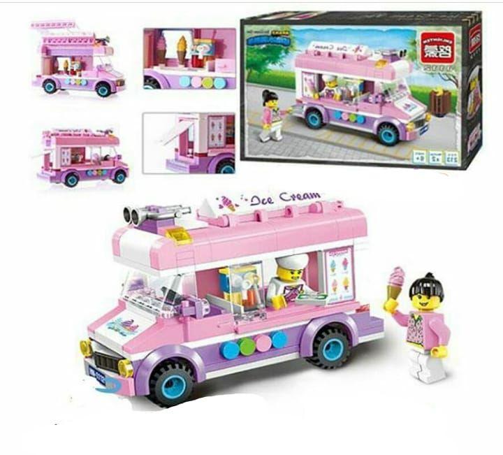 Продам конструктор фургон мороженого!