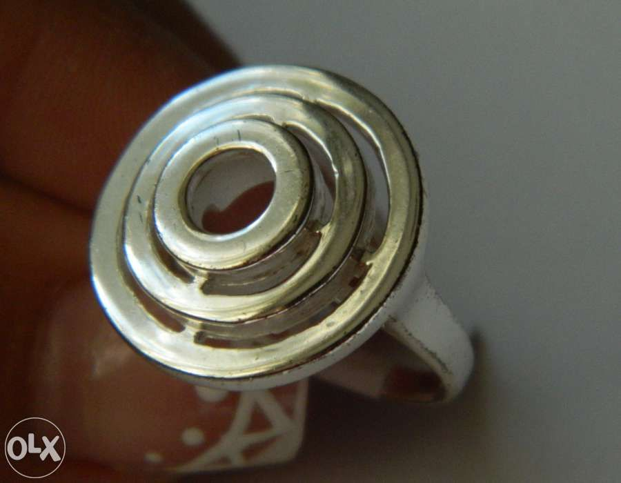 X70,inel argint 925,nou/marcat, masiv, superbbbb Bucuresti - imagine 1