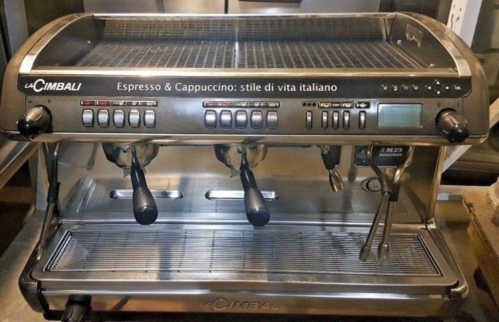 Espresor profesional Cimbali M39 Dosatron - 2500 euro