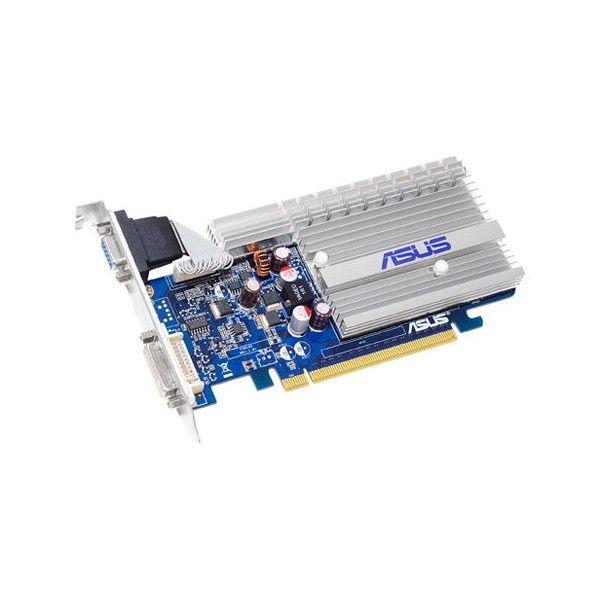 placa video desktop asus nvidia geforce 8400gs 512 mb 64 biti pci-exp