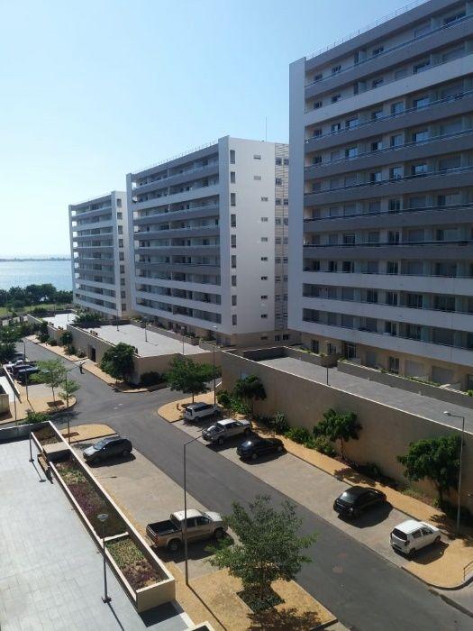 *Temos poucos* Apartamento T2 Samba Embarcador do Mussulo R.Linda