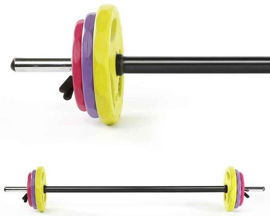 Лост с тежести 20 кг за аеробика - Pump Set
