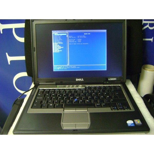 laptop second hand dell latitude d620 , grad a