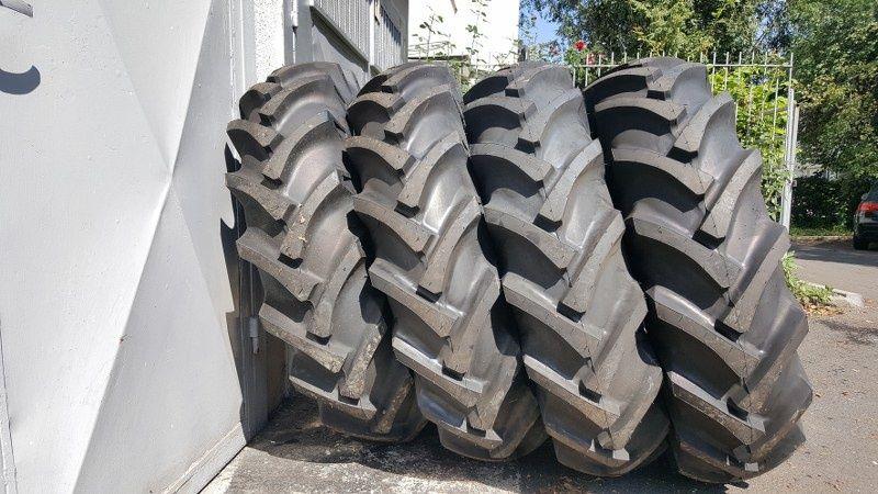 Cauciucuri de tractor noi 13.6-28 BKT 8 ply avem si 14.9-28 mai late