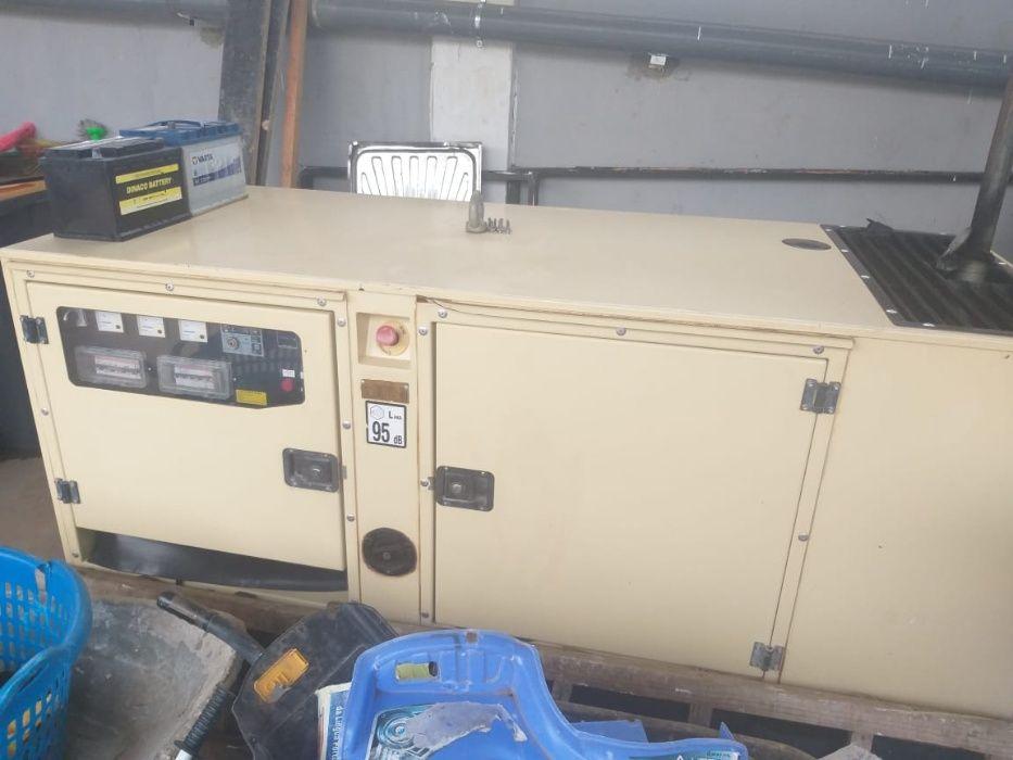Vendo Gerador industrial 30 KVA quase novo