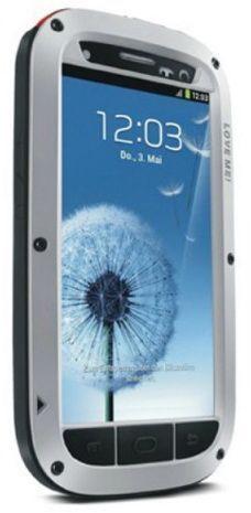 Husa Samsung Galaxy S3 I9300 - Defender Silver