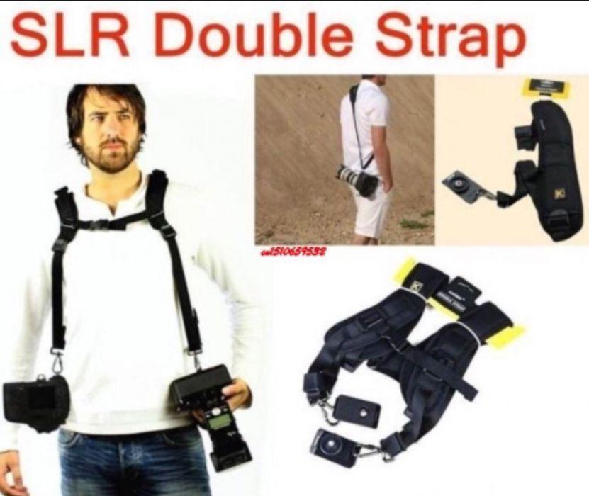 CADEN Quick Rapid Shoulder Belt Strap For All DSLR Camera ( Curea Dubl