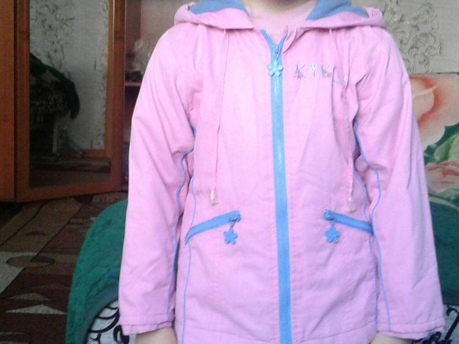 Продам детскую курточку для девочки до 3,5 лет