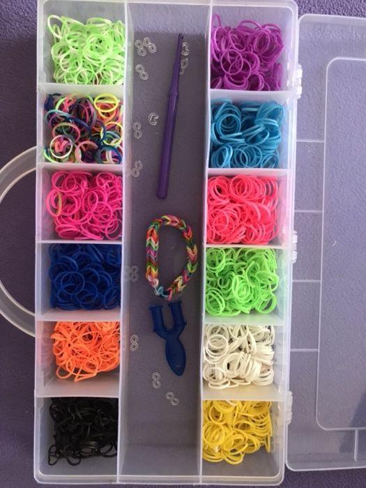 Loom bands -лум браслет