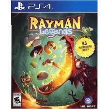 Rayman Legends novo ps4