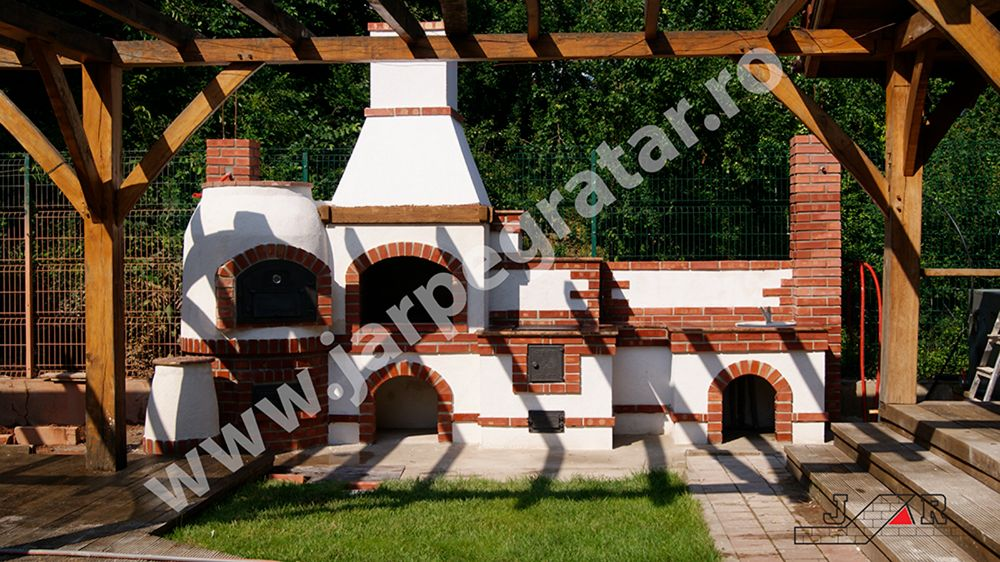 Gratare si cuptoare de gradina Bucuresti - imagine 1