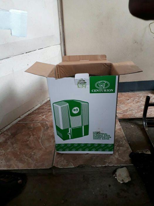 Maquina de puchar portao electrico Bairro Central - imagem 3
