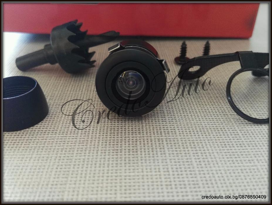 Камера за задно виждане 170 градусов ъгъл(IP67 -68 водоустойчива)