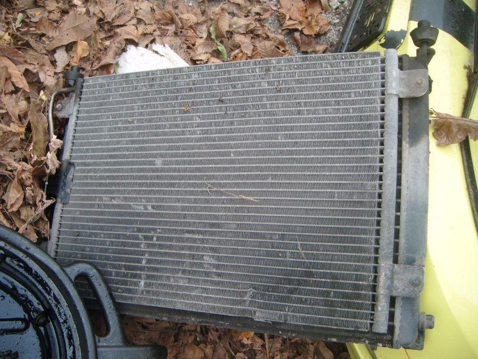 Воден и климатичен радиатор за Рено Меган 1.9ДТИ
