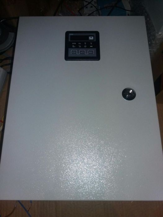 Automatizare generator