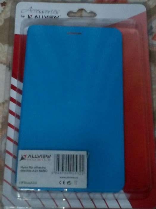 "Husa flip tableta Allview Ax4 NANO smart cover ax4 nano 7"""