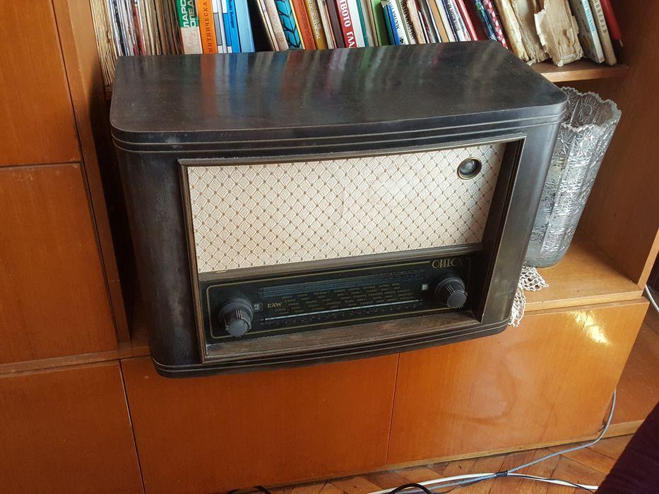 Лампово радио Oberon