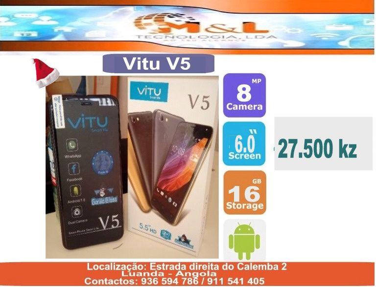 Telemóvel Vitu V5 Novo original