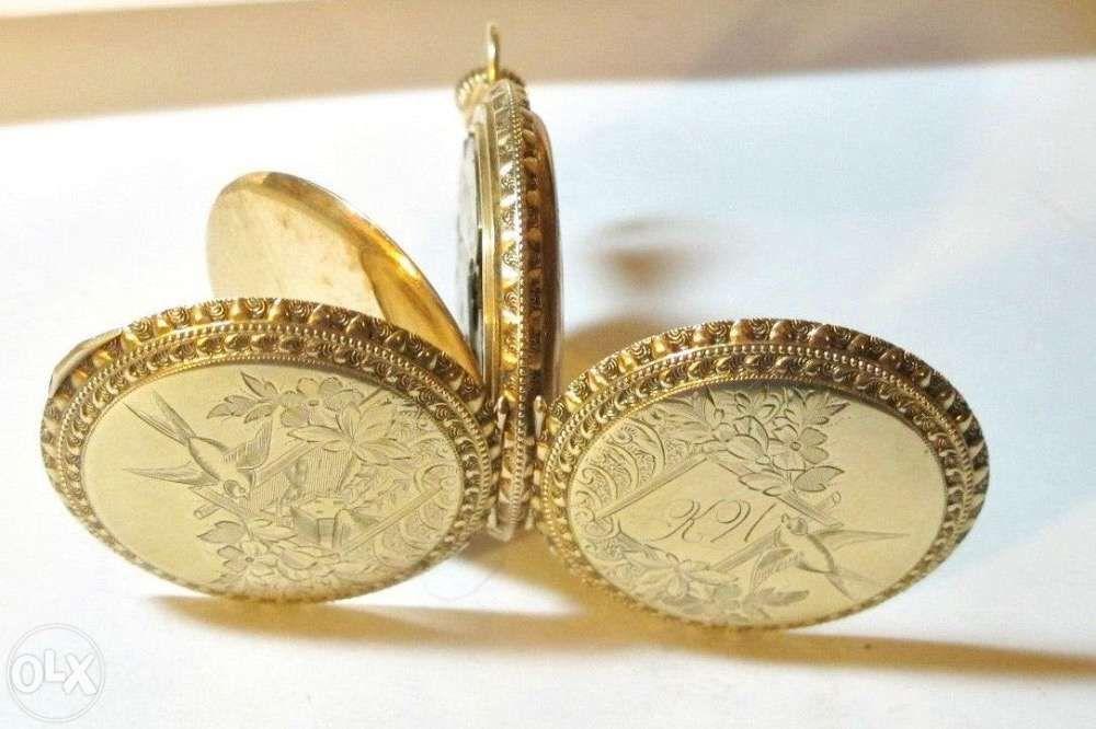 Золотые часы 1899 г