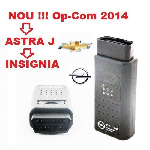 Tester Opcom 2014 - interfata diagnoza OP-Com V1.64 Opel/SAAB - Promo