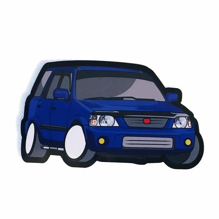 Хонда СР-В (СРВ) HONDA CR-V (CRV) RD 1 & 2. Автосвет
