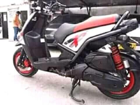 Moto bws 0km